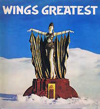 Wings – Greatest Hits – PCTC 256 – LP Vinyl Record