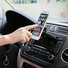 Universal Car Cd Player Slot Magnetic Mount Holder Cell Phone GPS Credible  Use