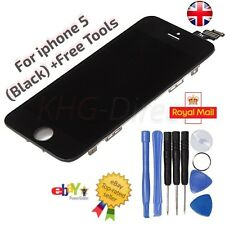iphone 5 LCD Touch Screen & Digitizer Display Assembly For iPhone 5 BLACK Tools