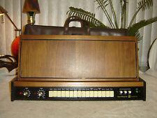 Hammond FR-2D, Auto Rhythm, with carrying case, Pre Roland, Vintage Drum Machine
