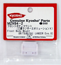 Kyosho Mini Z MZN94-2 Front Body Mount (MITSUBISHI LANCER Evolution X)