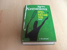 Spiel, Satz und Tod – Martina Navratilova – 1995