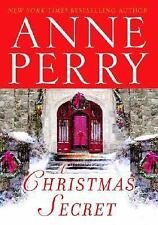 A Christmas Secret by Anne Perry (2006, Hardcover)