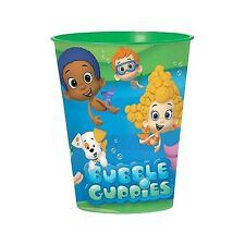 16oz Bubble Guppies Birthday Party Plastic Loot Treat Favor cup