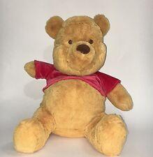 """Disney 18"""" GUND Classic Winnie the Pooh Plush Bear Doll Toy"""
