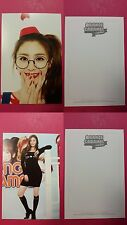 ORANGE CARAMEL NANA 2 pcs #1 #2 Official Photo Card 4th My CopyCat Photocard