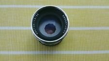 Voigtlander Nokton 50mm F/1.5 Aspherical Leica M Mount  Chrome Silver Mint Boxed