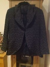 GORGEOUS RED OR DEAD BLAZER STYLE JACKET SIZE UK 14 Worn In Great Condition