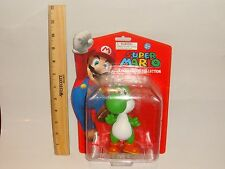 SUPER MARIO LARGE FIGURE COLLECTION ACTION FIGURES YOSHI NEW IN PACKAGE NIP
