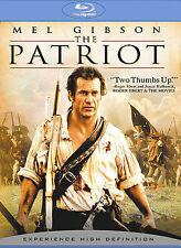 The Patriot (Blu-ray Disc, 2007, Extended Cut) NEW!