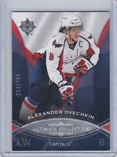 WASHINGTON CAPITALS 2008-09 UD ULTIMATE COLLECTION ALEX OVECHKIN BASE CARD /299