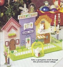 **CARROT SHOPPE TO STITCH -PATTERN ONLY**PLASTIC CANVAS PATTERN**