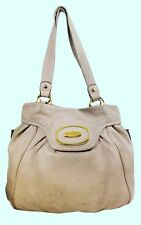 B. MAKOWSKY Front SIGNATURE Plaque Satchel Shoulder Bag Msrp $298 *FREE SHIPPING