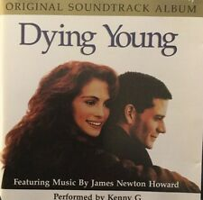 Kenny G  : Dying Young 1991 Import CD James Newton Howard