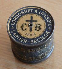 ancien dévidoir de fil cordonnet a la croix cartier-bresson paris couture