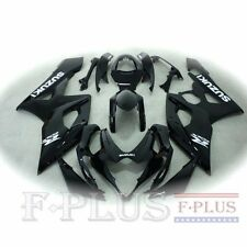 Gloss Black ABS Fairing Bodywork Kit For SUZUKI GSXR1000 GSXR 1000 05 06 K5