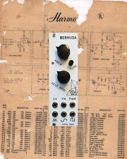 Bermuda VCO ~ Eurorack Synth Module ~  Noise Reap