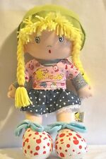 The Singing Doll *soft toy*New*in a bag*