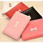 Women Bowknot Business ID Credit Cute Card Pocket Bag Wallet Holder Case Pouch