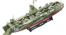 Revell 05123 U.S Navy Landing Ship Medium Plastic Kit 1/144 FREE T/48 Post