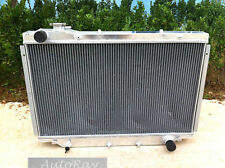 Aluminum Radiator for Toyota Land Cruiser HDJ80/HZJ80 1HZ/1HD 4.2 Diesel Manual