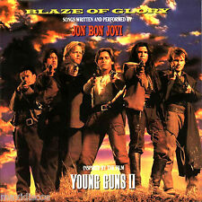 LP - Jon Bon Jovi - Blaze Of Glory (Rock) SPANISH EDIT.1990, NEW, STORE STOCK