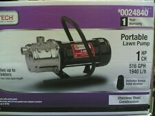 1 Hp Sprinkler Pump Ebay