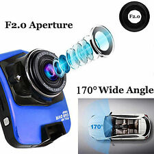 Hot 1080P Full HD Car DVR Accident Camera Video Recorder Night Vision G-Sensor