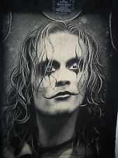 THE CROW Large T-Shirt Movie Film Cult Brandon Lee Goth Gothic Punk Hot Topic