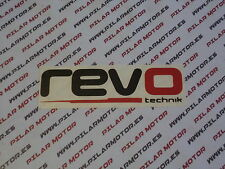 PEGATINA VINILO STICKER REVO TECHNIK BICOLOR