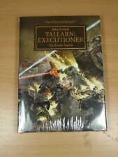 LIMITED EDITION SEALED WARHAMMER BOOK HARDBACK TALLARN: EXECUTIONER JOHN FRENCH