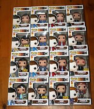 16 FUNKO Vinyl Pop SUPERNATURAL Sam Dean Castiel Crowley Exclusives MINT IN BOX