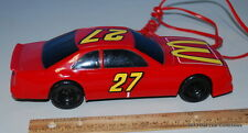 MCDONALDS NASCAR RED RACE CAR AUTO PHONE FONE #27 COLUMBIA