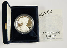 2003 Proof Siver Eagle with Box & Certificate    FREE SHIPPING