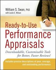 Ready-to-Use Performance Appraisals: Downloadable, Customizable Tools for Bette