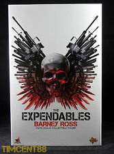 Ready! Hot Toys MMS138 Expendables 1/6 Barney Ross Sylvester Stallone Figure New
