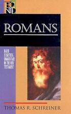 Romans (Baker Exegetical Commentary on the New Testament), Thomas R. Schreiner