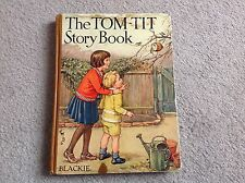 Cicely Mary Barker THE TOM-TIT STORY BOOK