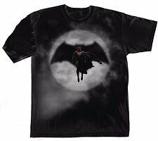 Batman vs Superman BVS Bat Symbol T-Shirt / XXL (DC Comics) - New!