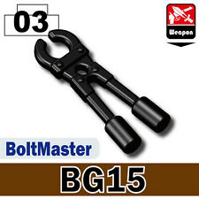 BG15 (W15) Toy Tactical SWAT bolt cutters compatible with toy brick minifigures