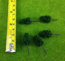 50Pcs. 38mm Pine trees HO/N/Z Gauge Scale