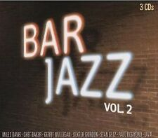 Bar Jazz Vol. 2  - 3 CD NEU - Miles Davis Chet Baker Thelonious Monk