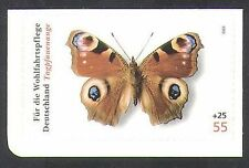 Germany 2005 Peacock Butterfly/Insects/Nature/Butterflies 1v s/a (n37059)