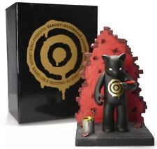 NEW! RARE! Luke Chueh Target Bear - Black & Gold Colorway version Munky King
