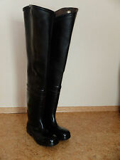 New Original Bekina Thigh Hip Extra Tall Waders Wellington Boots. All SIZES
