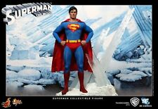 Hot Toys MMS152 1/6 DC Superman Christopher Reeves Clark Kent MISB