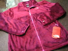 NWT - Girls THE NORTH FACE Parlour Purple DENALI Fleece Coat (LARGE) **REDUCED**