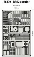 Eduard 1/35 BR 52 Kriegslocomotive exterior For Trumpeter Kits # 35890