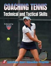 Coaching Tennis Technical and Tactical Skills-ExLibrary