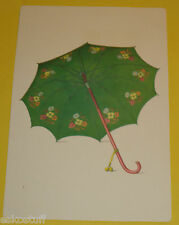 Alphabetic Flash Card Letter U Is For Umbrella Art Work By Platt & Munk Nice See